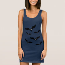 Batshrooms Jersey Tank Dress
