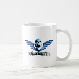 Batskull C Coffee Mug