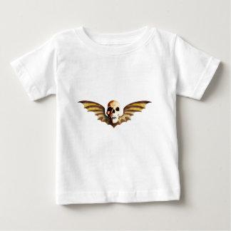 Batskull E Baby T-Shirt