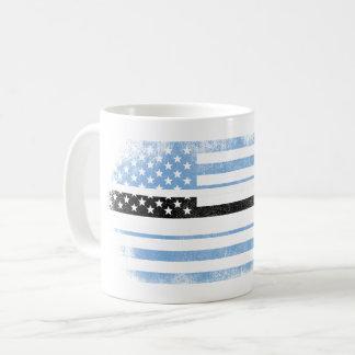 Batswana American Flag   Botswana and USA Design Coffee Mug