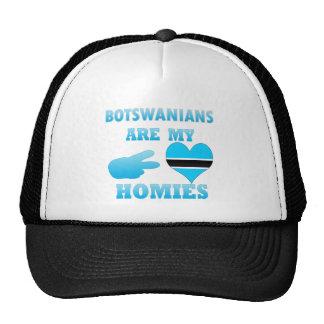 Batswanians are my Homies Trucker Hat