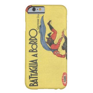 Battaglia a bordo iphone case by vain & shameless