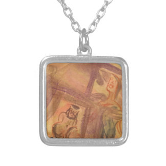 battaille de yhwh personalized necklace