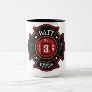 Battalion 3 Fire Mug