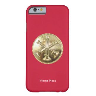 Battalion Chief 3 Bugle Medallion iPhone 6 Case