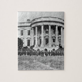 Battalion Defending White House_War Image Jigsaw Puzzle