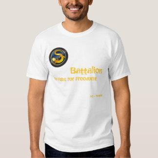 Battalion -- NC PlanetSide Shirt