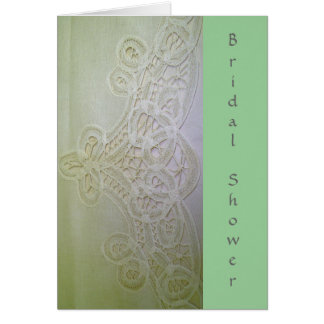 Battenburg Lace Stationery Note Card