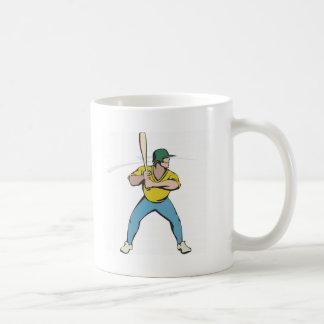 Batter Classic White Coffee Mug