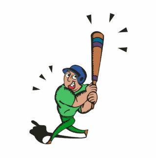batter green statuette