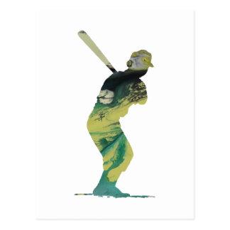 Batter Postcard