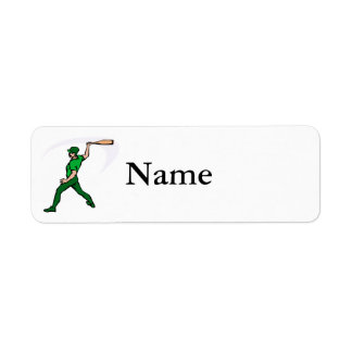 Batter Swing Label