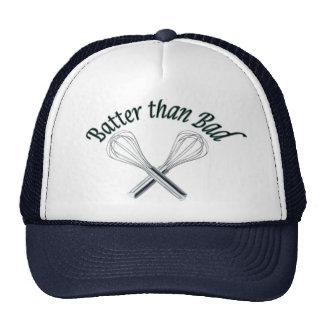 Batter than Bad Baking Casual Trucker Hat