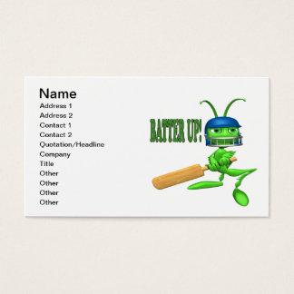 Batter Up 2 Business Card