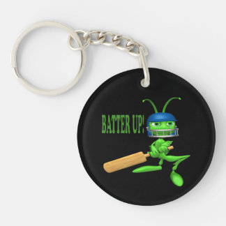 Batter Up 2 Keychain