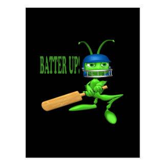 Batter Up 2 Postcard