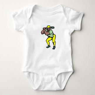 Batter Up Baby Bodysuit