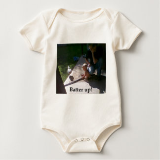 Batter Up! Baby Bodysuit