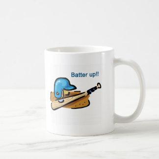 Batter Up! Classic White Coffee Mug