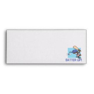 Batter Up Envelope