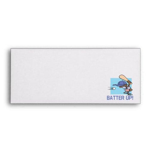 Batter Up Envelopes