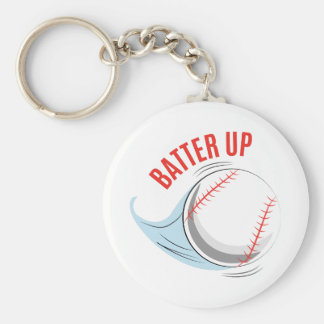 Batter Up Keychain