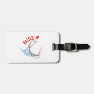 Batter Up Tags For Luggage