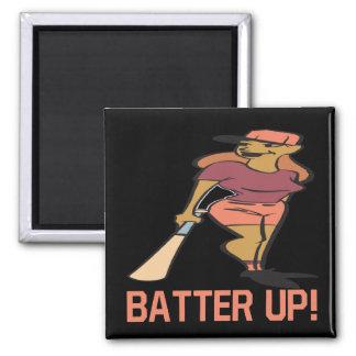 Batter Up Magnet