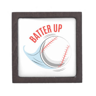 Batter Up Premium Jewelry Boxes