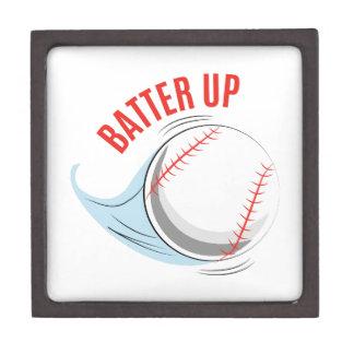 Batter Up Premium Keepsake Box