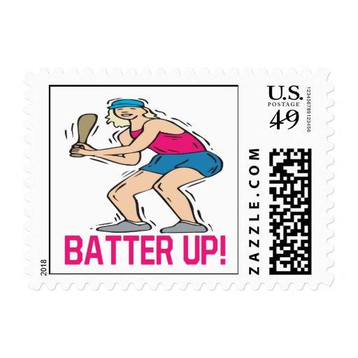 Batter Up Stamp