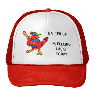 BATTER UP TRUCKER HAT