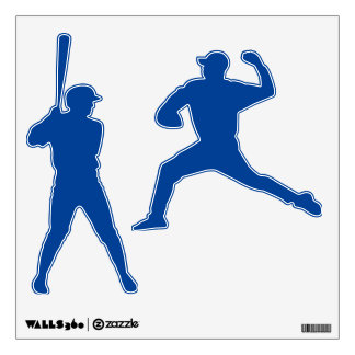 Batter Up Wall Decal