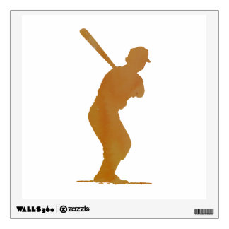 Batter Wall Decal