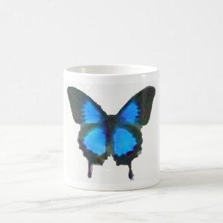 Batterfly Taza Básica Blanca
