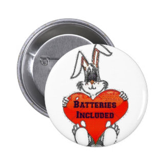 batteries included pinback buttons
