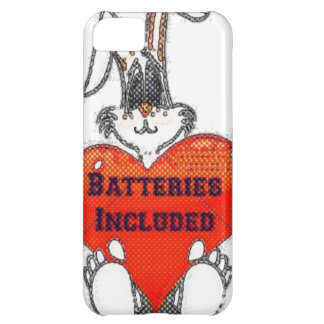 batteries included iPhone 5C case