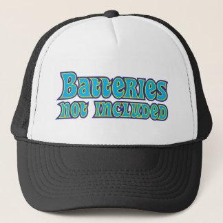 Batteries Not Included Trucker Hat