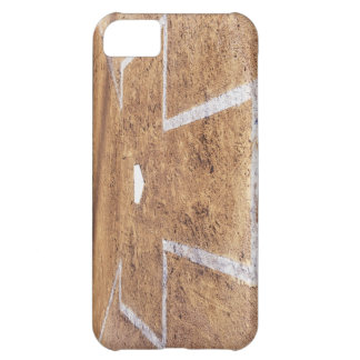 Batter's box cover for iPhone 5C