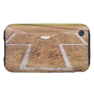 Batter's box iPhone 3 tough case