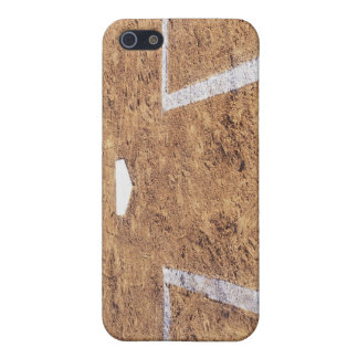 Batter's box cover for iPhone 5