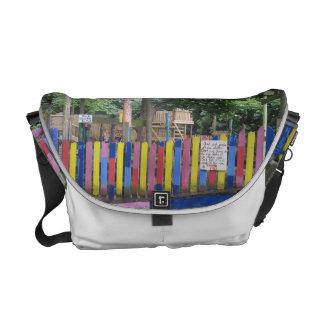 Battersea Park Bag # 5 Messenger Bag