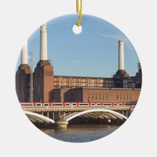 Battersea Power Station London Ceramic Ornament