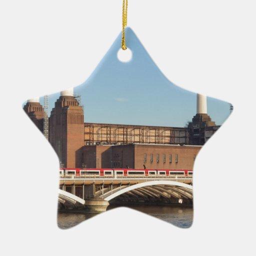 Battersea Power Station London Christmas Ornaments