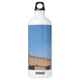 Battersea Power Station London England Aluminum Water Bottle