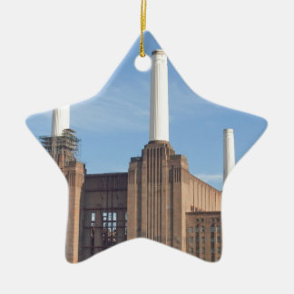 Battersea Power Station London England Ceramic Ornament