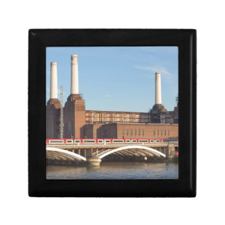 Battersea Power Station London Keepsake Box