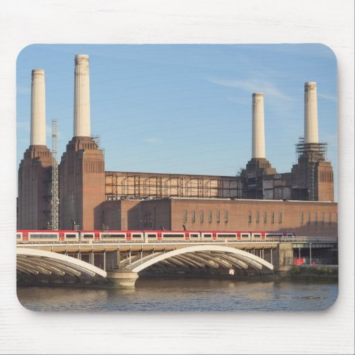 Battersea Power Station London Mouse Pads