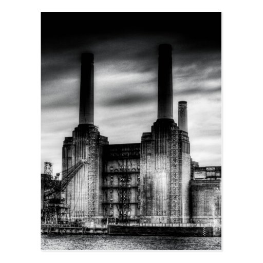 Battersea Power-Station London Post Cards