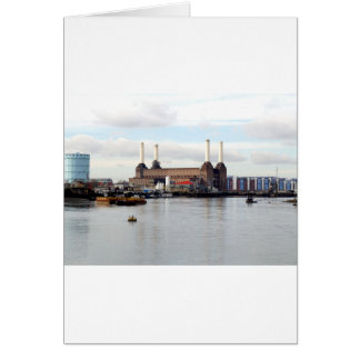 Battersea Power Station, London, UK Card